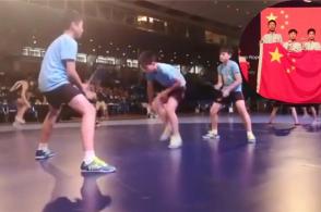 1秒9.5次!  跳绳少年团期待再破纪录为国争光 国家队世界排名