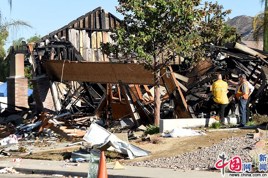 betway登录美国加利福尼亚州发生天然气爆炸 致1死15伤