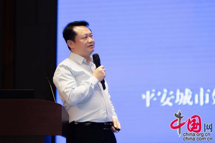 """平安城科庄晓东:推动新兴建筑科技的""""本土化""""发展"""