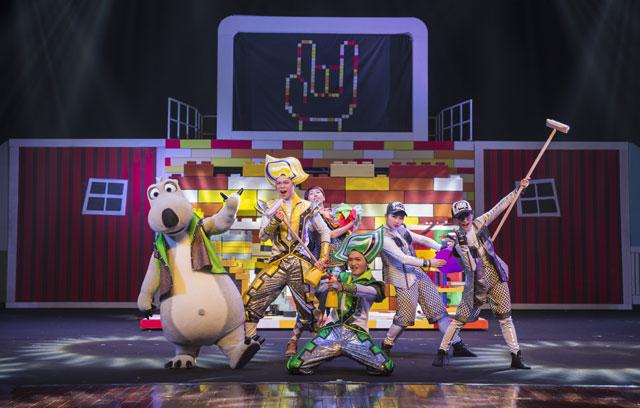 儿童戏剧节展演中日韩优秀儿童剧 凸显人文关怀