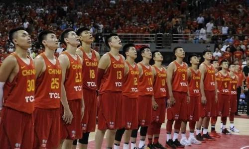 中国男篮调整阵容  3人离队 1人回归