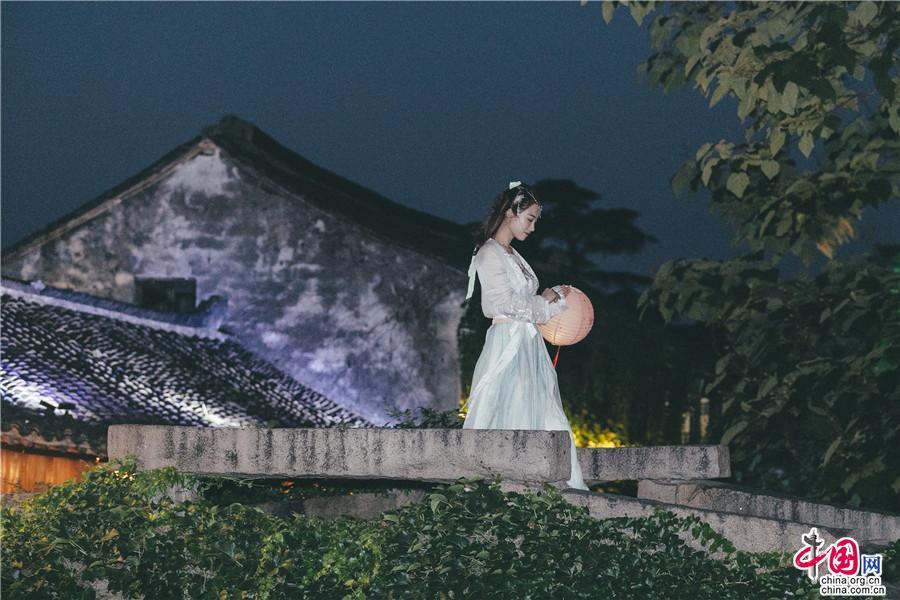 夜色周莊|古鎮夜色涼如水 臥看牽牛織女星