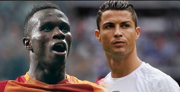 """葡萄牙两代球星对决  """"新C罗""""笑到最后"""