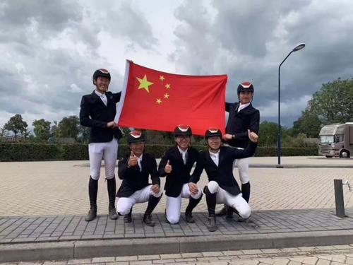 中国队获得东京奥运会马术场地障碍团体赛资格 本赛季西甲射手榜