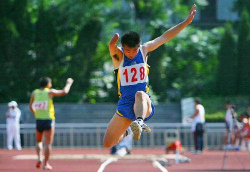 中华人民共和国第十届残疾人运动会暨第七届特殊奥林匹克运动会将于8月25日在天津开幕 雷纳托
