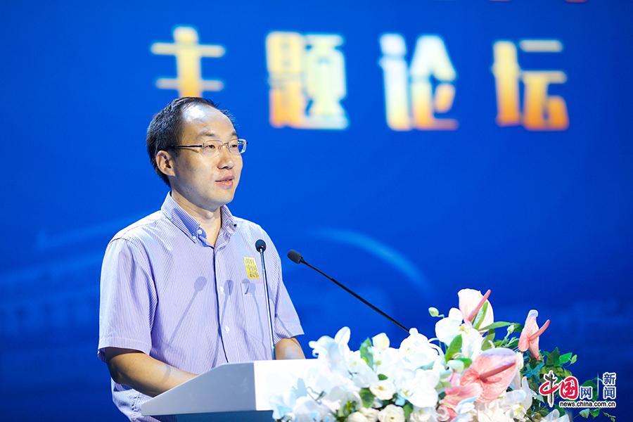 """当代中国与世界研究院院长于运全:""""天时、地利、人和""""让首都故事更精彩"""