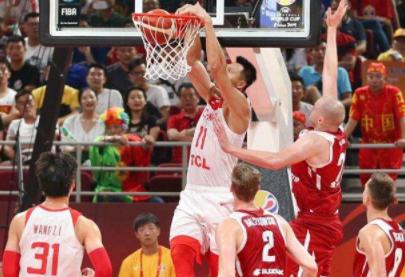 2019年篮球世界杯:决战时刻连续失误!中国男篮76比79惜败波兰