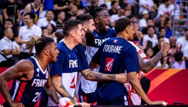 男篮世界杯:大冷门!  美国男篮负法国无缘世界杯四强