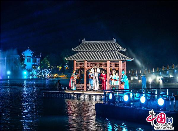 布局全域旅游夜色周庄 打造最江南的夜游胜地