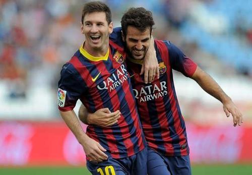梅西当选国际足联年度最佳男足运动员