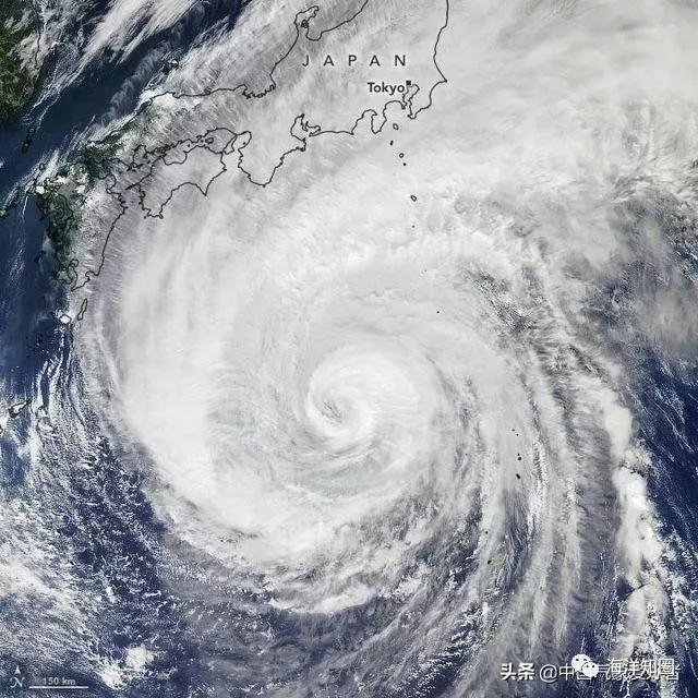 台风海贝思对于日本造成极具有破坏性的影响