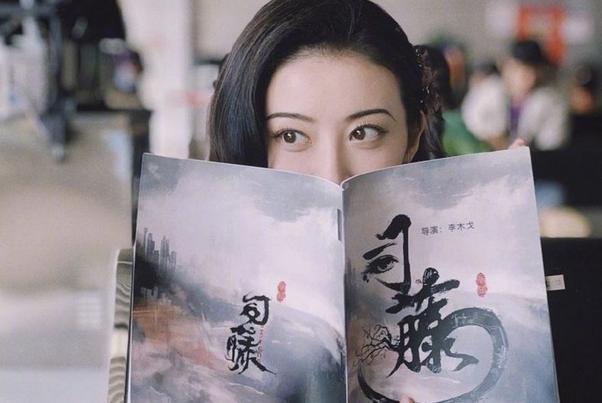 《司藤》高原取景  景甜拍戏不离氧气瓶