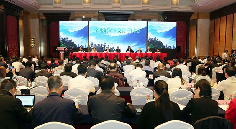 全国油茶产业发展工作会议在江西赣州召开