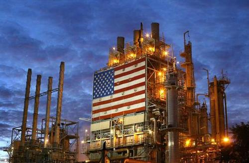 """70年来首次!  美国九月达标""""石油净出口国"""""""
