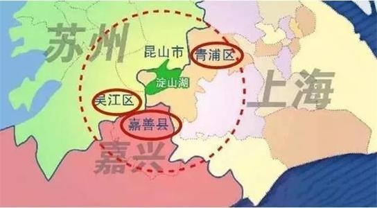 《长江三角洲区域一体化发展规划纲要》公布