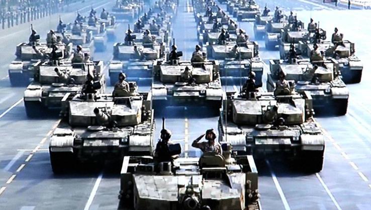 4K电影《此时此刻・2019大阅兵》在三沙上映