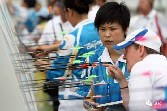 志愿者服务北京奥运会