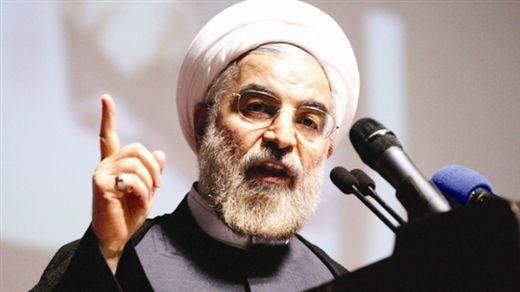 伊朗总统鲁哈尼:降低对石油出口依赖  应对美国制裁