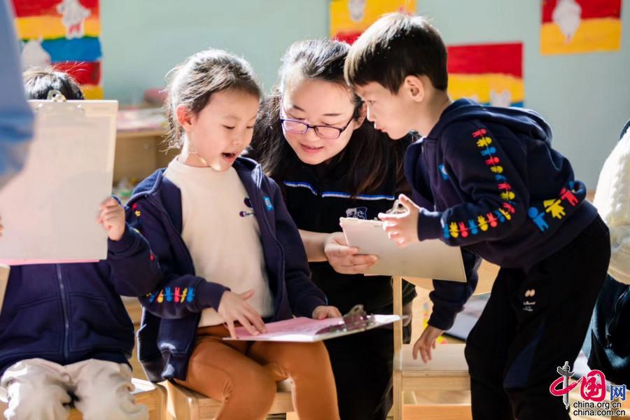 海富儿童成长空间:从心出发,探索早期教育教学新模式