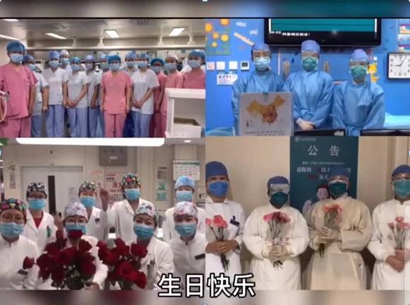 中国发布丨国家援鄂医疗队员刘慧强:老奶奶的