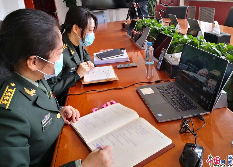 军事科学院防疫心理服务热线连通武汉
