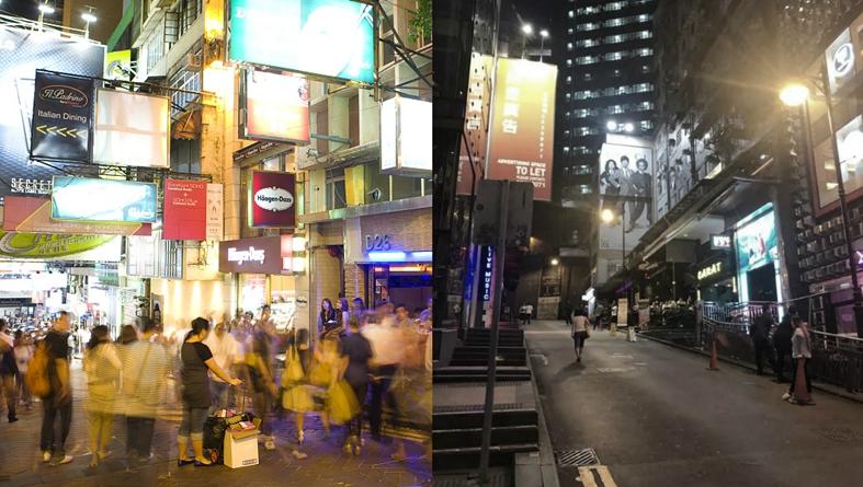 香港:维护国家安全不应有双重标准
