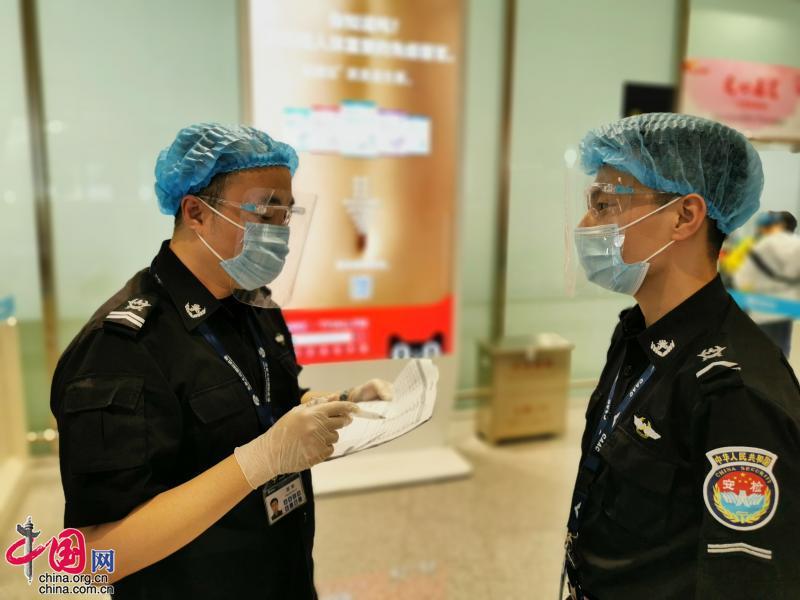 大兴机场安检员邵琦:安检一线的