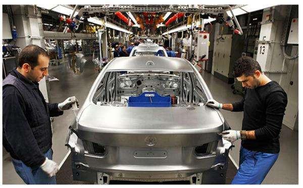 """德媒:中國汽車市場迅速復蘇 德國汽車業看到""""希望之光"""""""