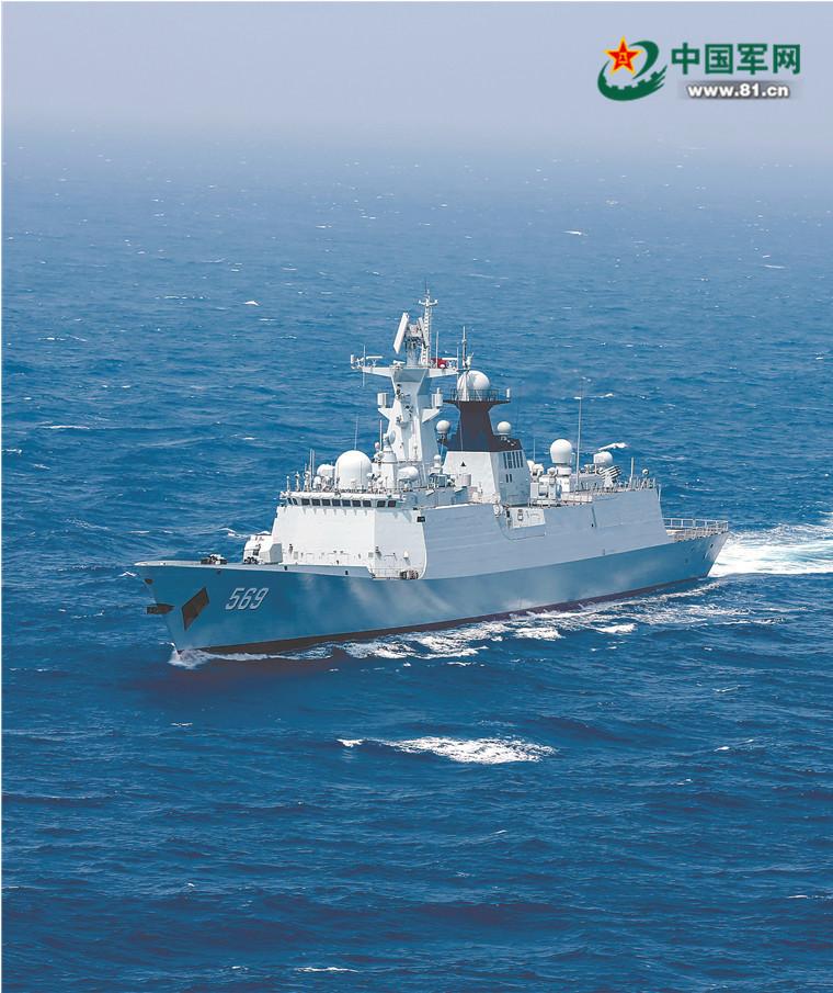 """砺""""舰""""南海!多型舰艇实战化攻防演练超硬核"""