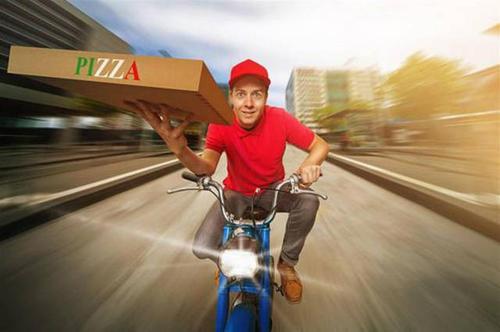 """从送餐饮到送""""万物""""  即时配送用户规模不断扩大"""