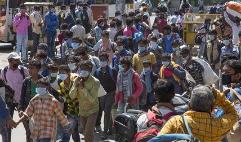 印度单日新增确诊病例超9.4万例