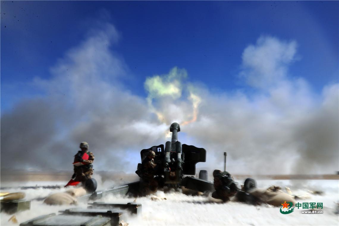 海拔5200米,战神这样怒吼