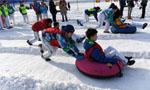 又一年,冰雪运动来到孩子身边