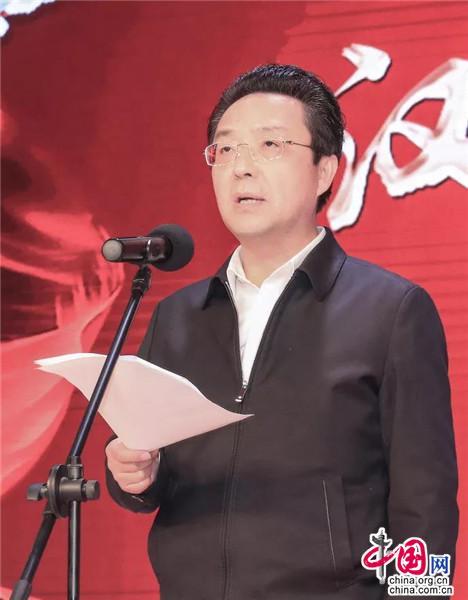 """徐州泉山区:""""党建与文化""""融合举办情景党课315"""