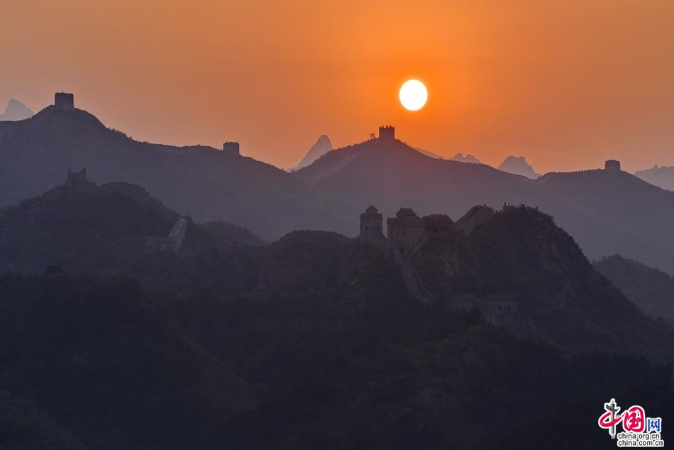 赏花合法时!2021金山188小金体育登录岭长城杏花节4月2日开幕