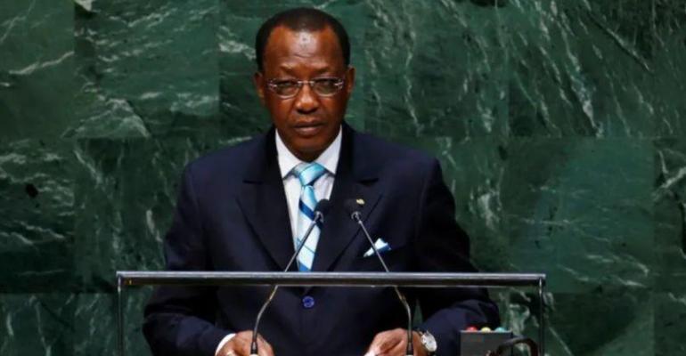 乍得:总统代比前线负伤去世