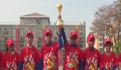 北京市第六十五中学探索体教融合新模式