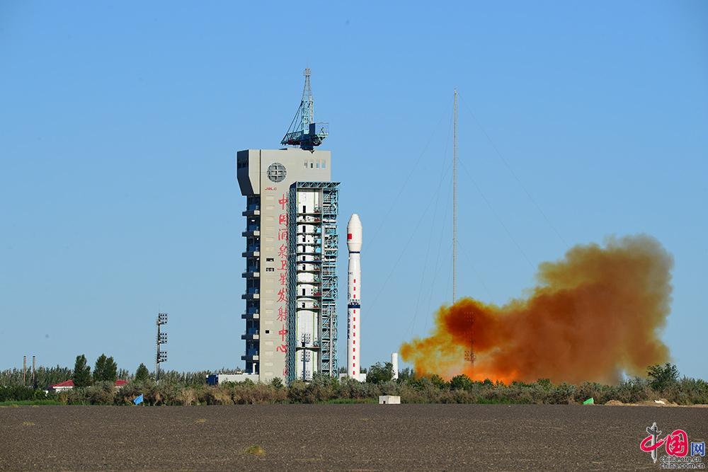 中国成功发射风云三号05星[图]