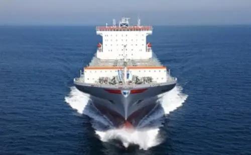 再签10艘!中国船舶集团今年订单金额破千亿