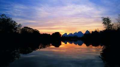 مناظر قويلين الساحرة، الفردوس الأرضي