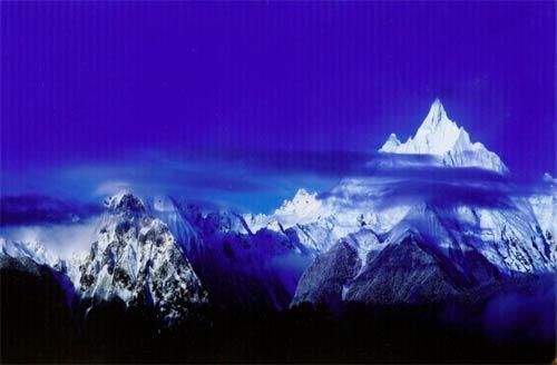 ][أجمل عشر جبال في الصين][