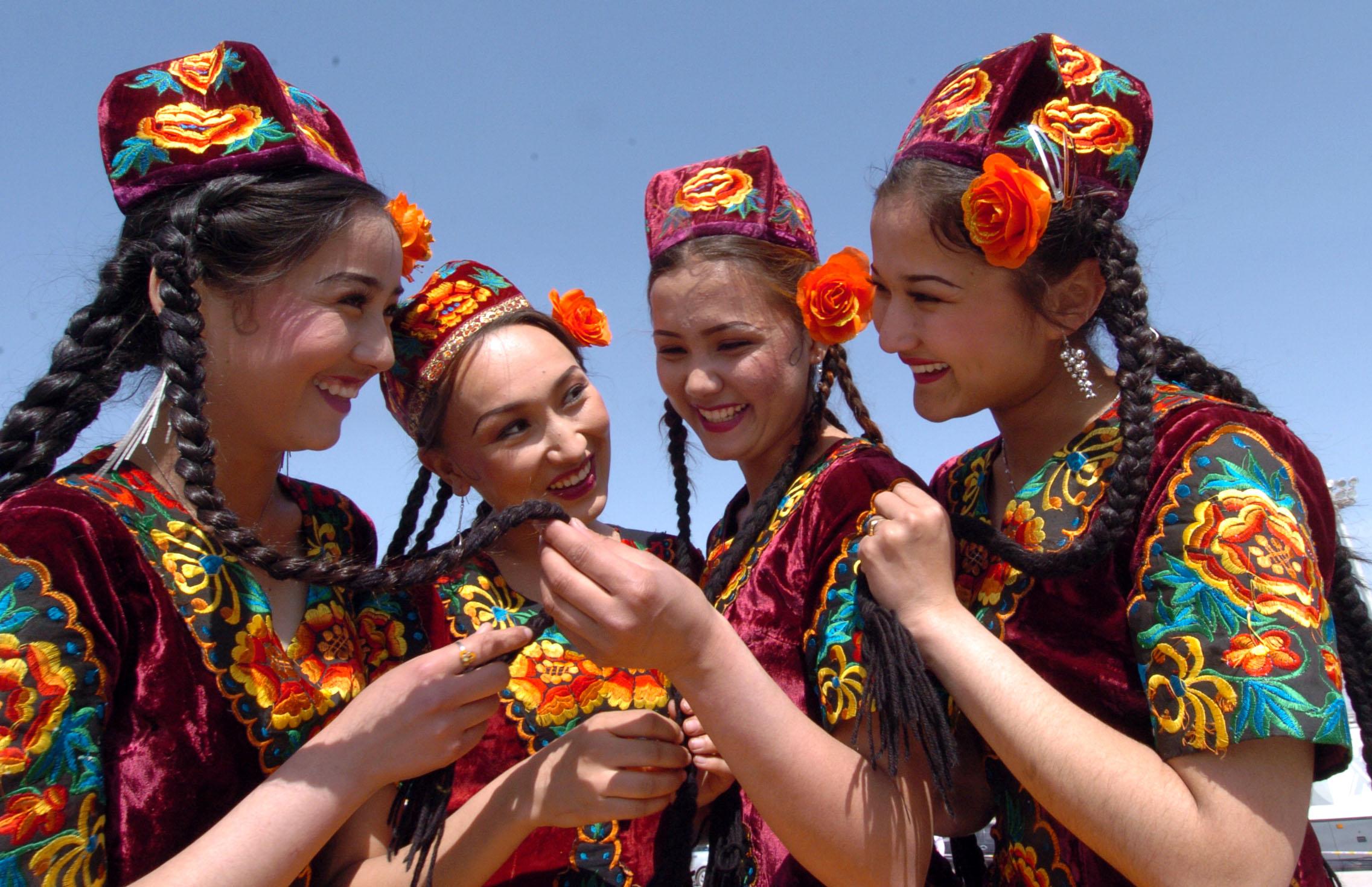 Узбекски девушки фото 24 фотография