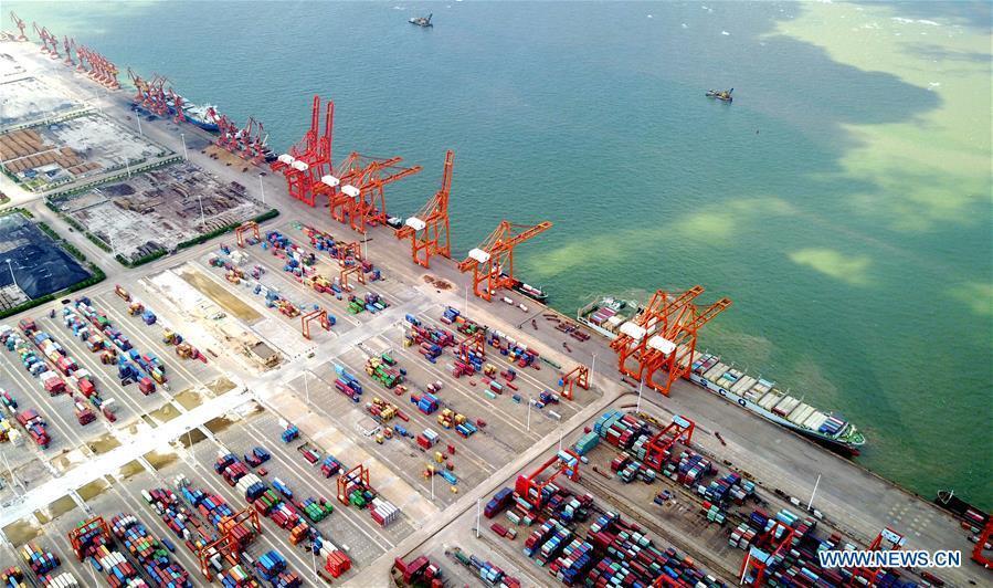 Le rôle crucial du port de Qinzhou dans les échanges Chine-ASEAN