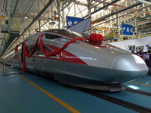 La technologie du TGV chinois copiée par des pays étrangers