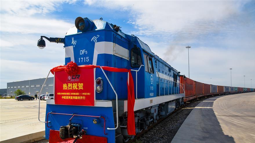 mongolie int rieure ouverture d 39 une nouvelle ligne de fret ferroviaire internationale. Black Bedroom Furniture Sets. Home Design Ideas