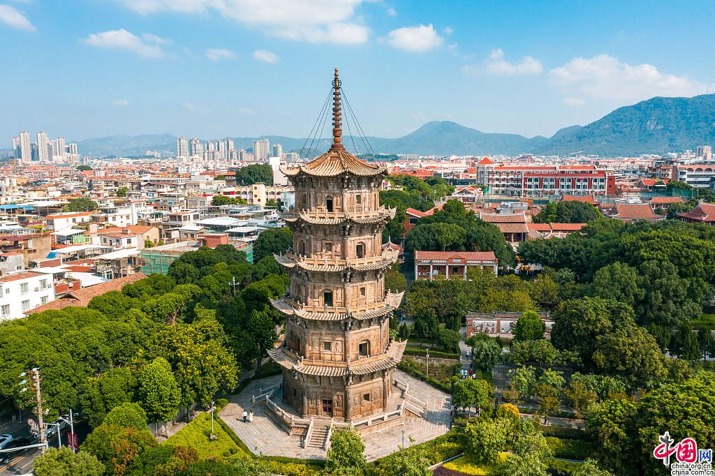 Le temple Kaiyuan