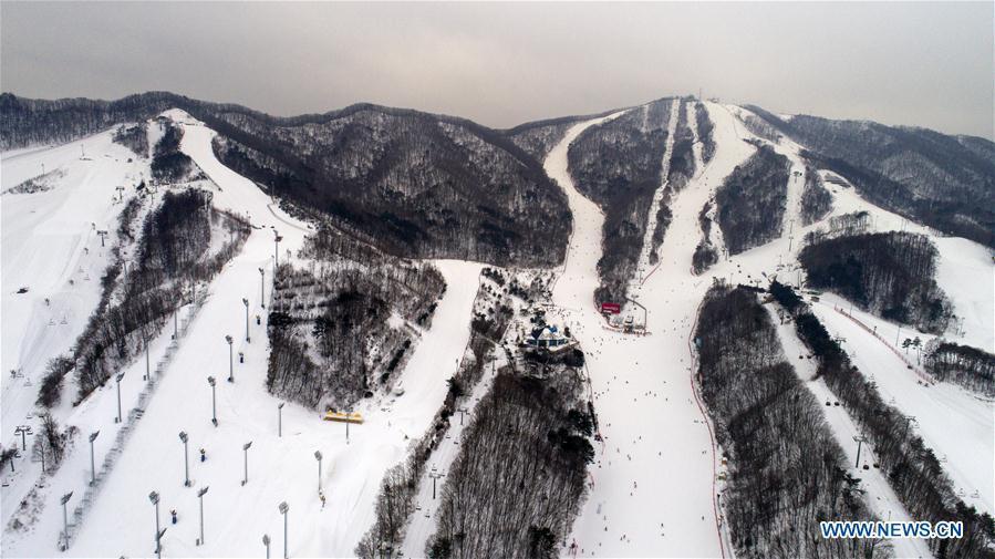 olympischen winterspiele 2018 in pyeongchang