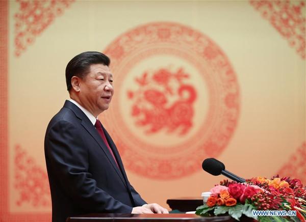 Chinesischer Präsident sendet Frühlingsfestgrüße_China.org.cn