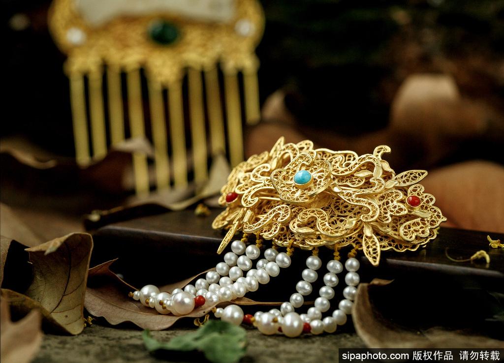 size 40 99633 0d2db Prächtige Hochzeit im traditionellen Han-Stil wird zu ...