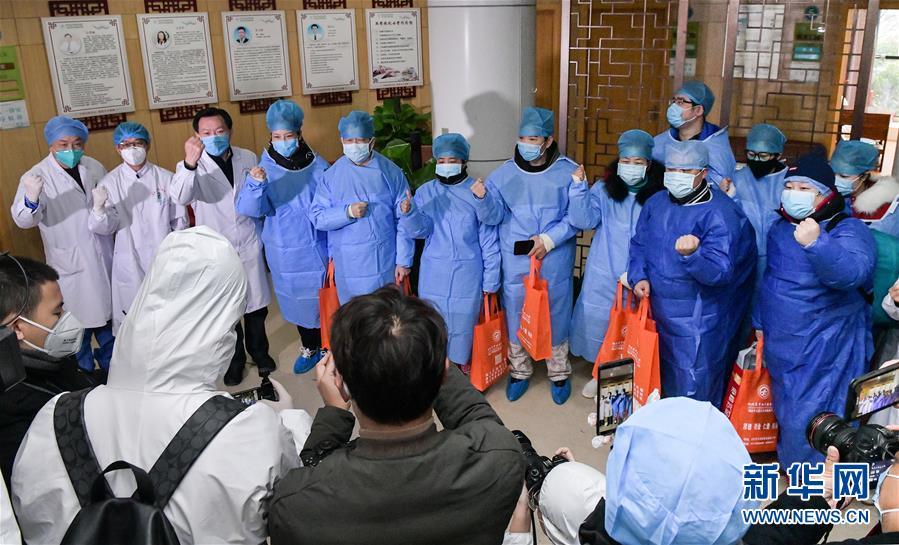 Infizierte China